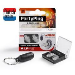 Alpine Party Plug przezroczyste