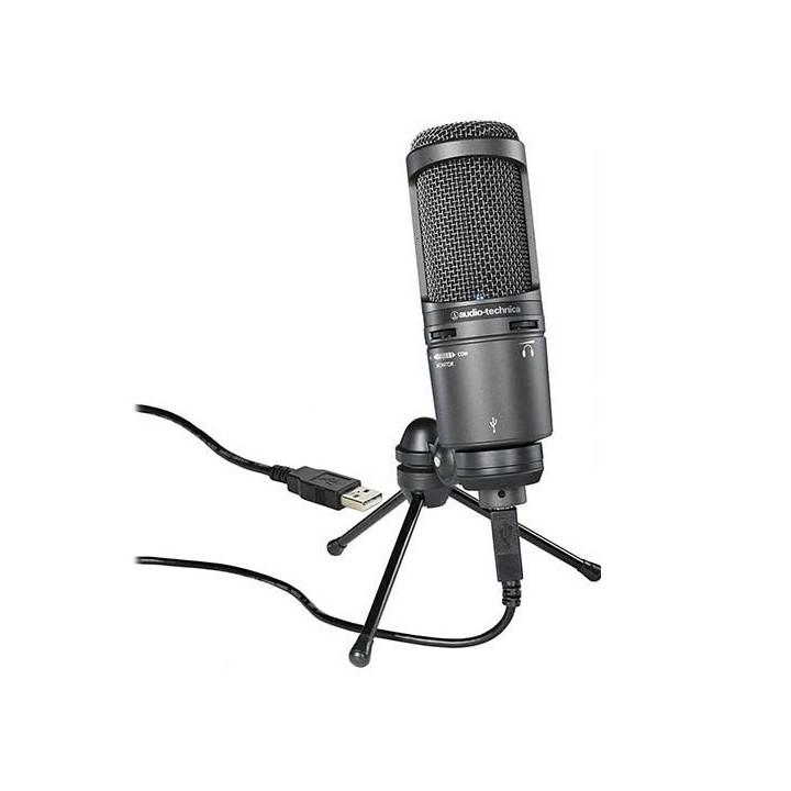 Audio Technica AT-2020 USB plus