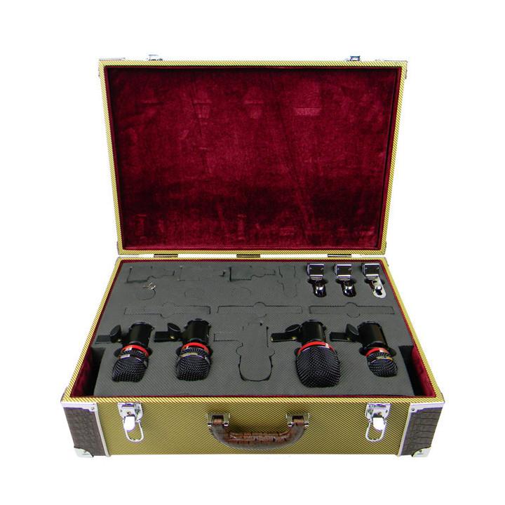 Avantone CDMK-4 zestaw mikrofonów do perkusji