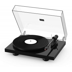 Pro-Ject Debut Carbon EVO black high gloss