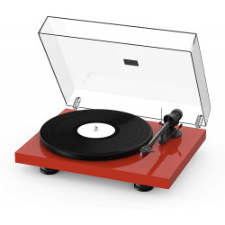 Pro-Ject Debut Carbon EVO red high gloss