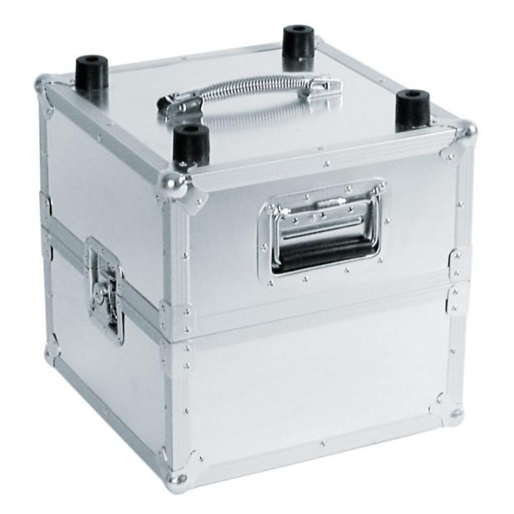 Omnitronic Dj-Case 100LP Srebrny 50/50