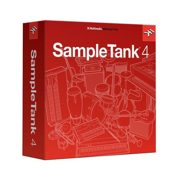 IK Multimedia SampleTank 4 licencja