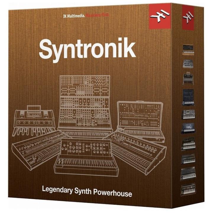IK Multimedia Syntronik download