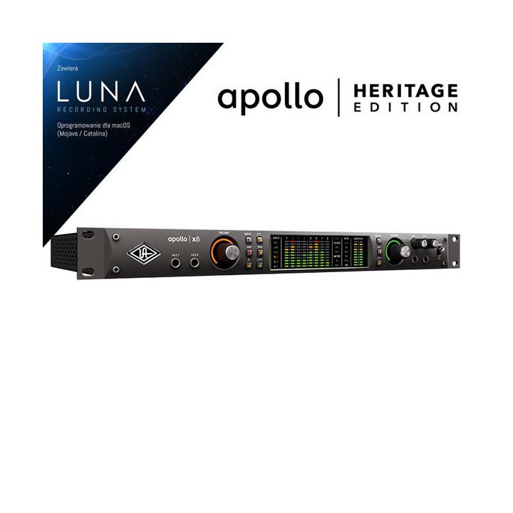 Universal Audio Apollo X8 HE