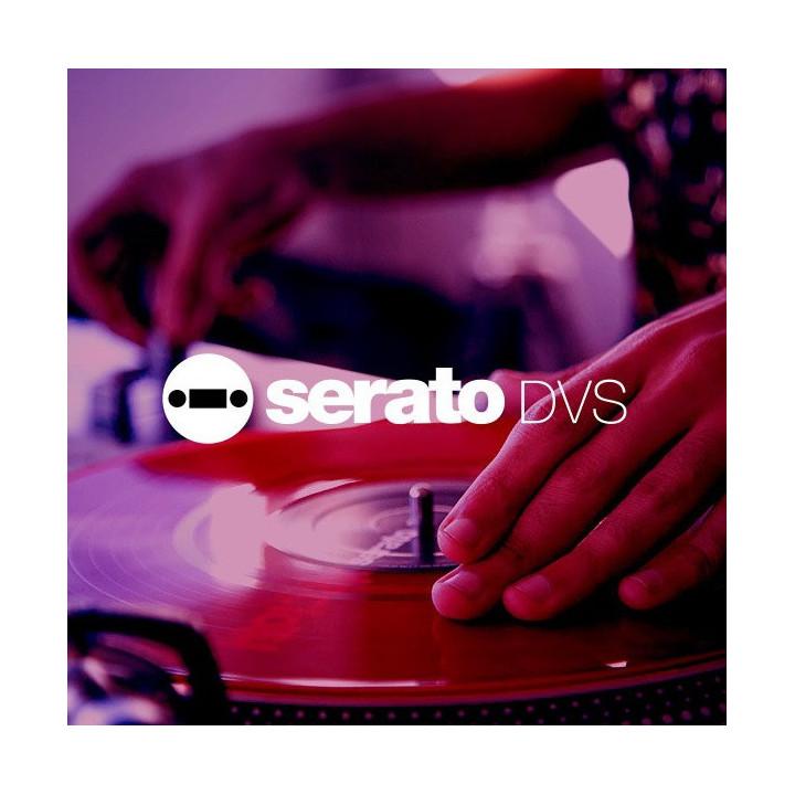 Serato DJ DVS