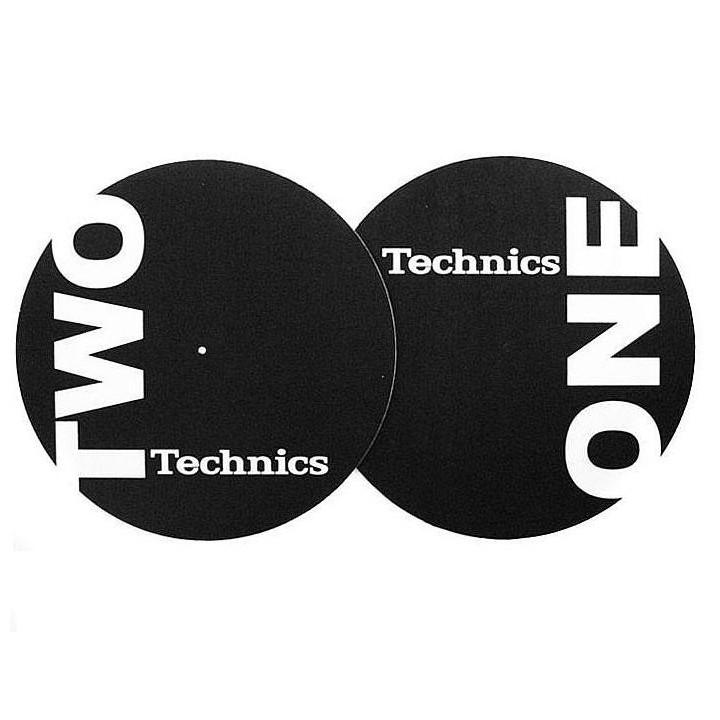 Technics slipmaty One-Two