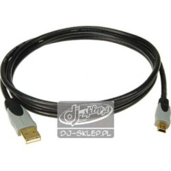 Klotz high speed USB 2.0 A-B mini 3 m