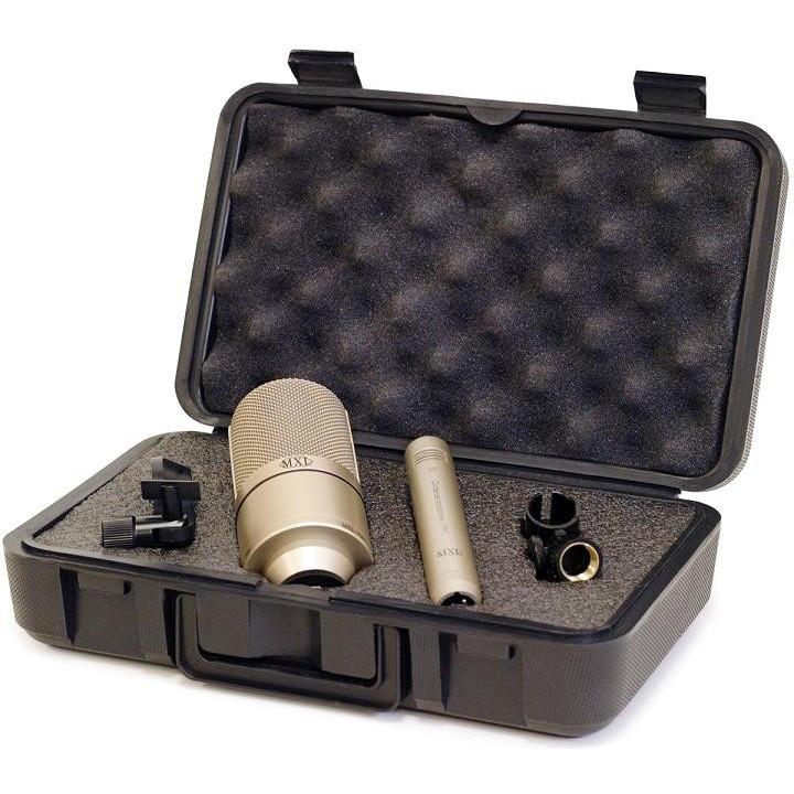 MXL 990 / 991 Zestaw Mikrofonów