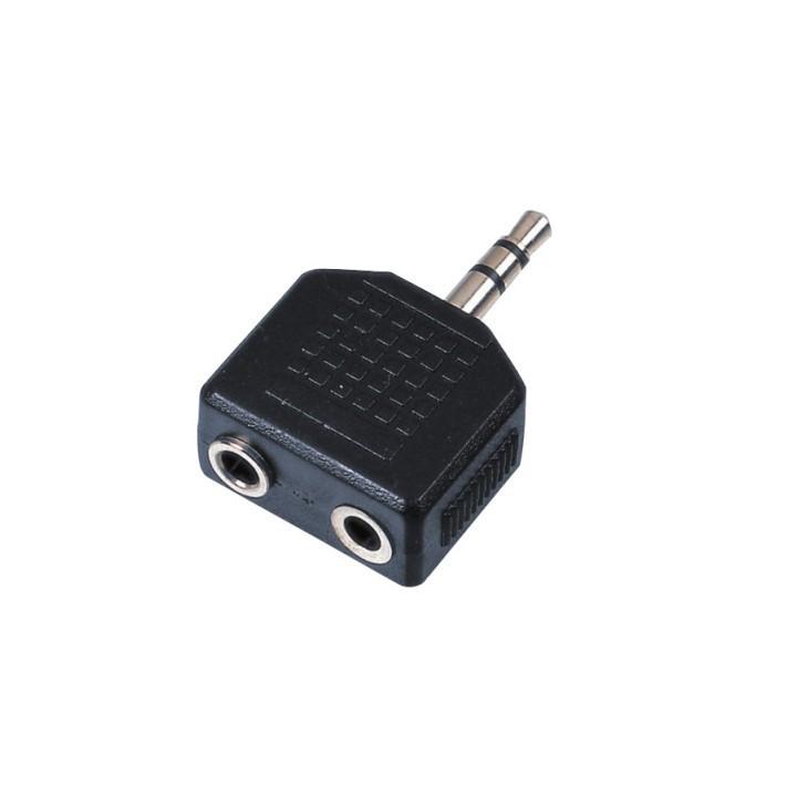 Reloop adapter 2x duży jack f / mini jack m