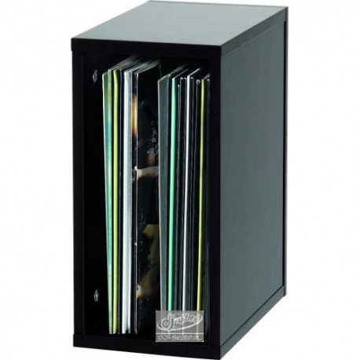 Glorious Record Box 55 Czarny