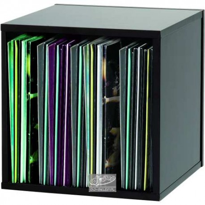 Glorious Record Box 110 Czarny