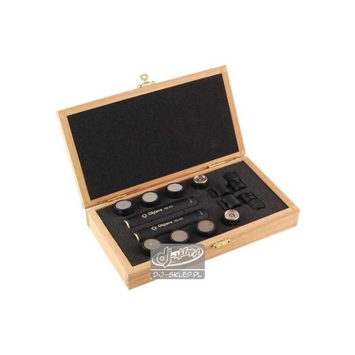 Oktava MK-012 Stereoset MSP 6 Black