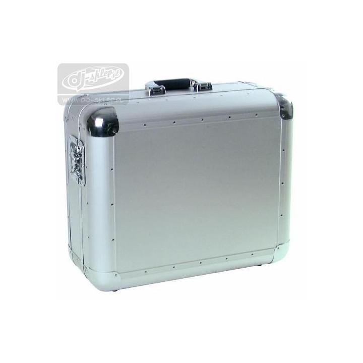 Omnitronic Dj-Case Gramofonowy Srebrny