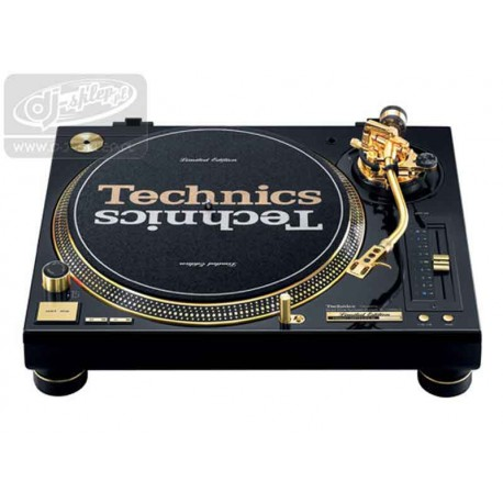 Technics SL-1200 Ltd Gold [2004-2011] R.I.P.