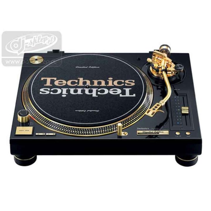 Technics SL-1200 Ltd Gold [2004-2011] R.I.P.