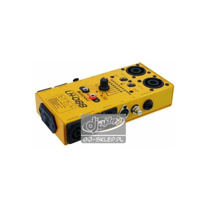 Omnitronic LH-088 Tester Kabli