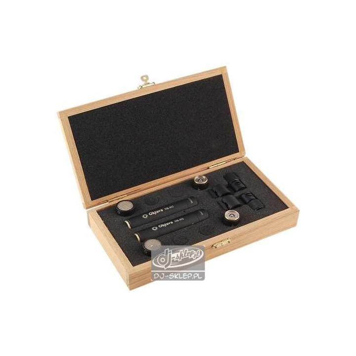 Oktava MK-012-01 Stereoset MSP 2 black