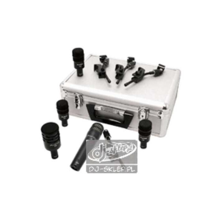 Audix DP5A zestaw mikrofonów