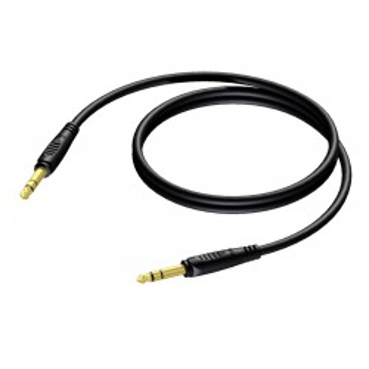 Procab REF610 jack stereo jack stereo 3m