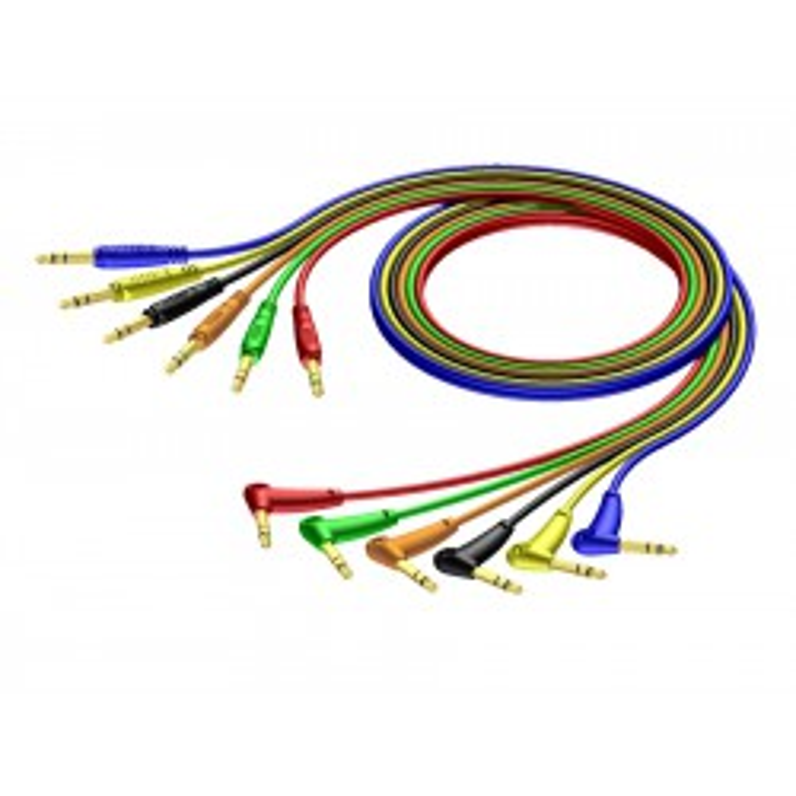Procab REF790 6 kabli jack M jack M 0.6m