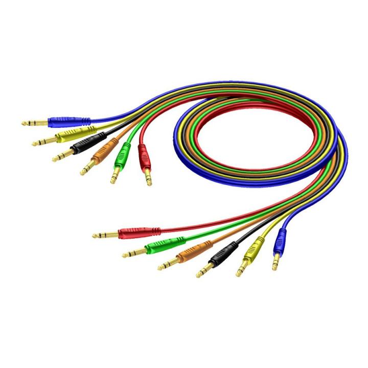 Procab REF792 jack M / jack M proste 6 sztuk 0.9 metra