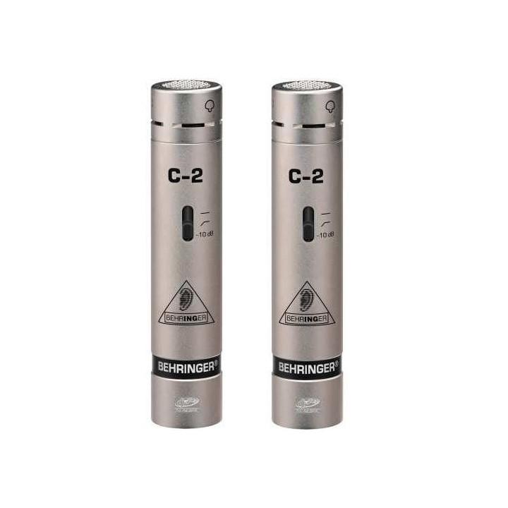 Behringer C-2 [para]