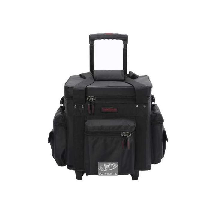 Magma LP-Bag 100 Trolley czarna / czerwona