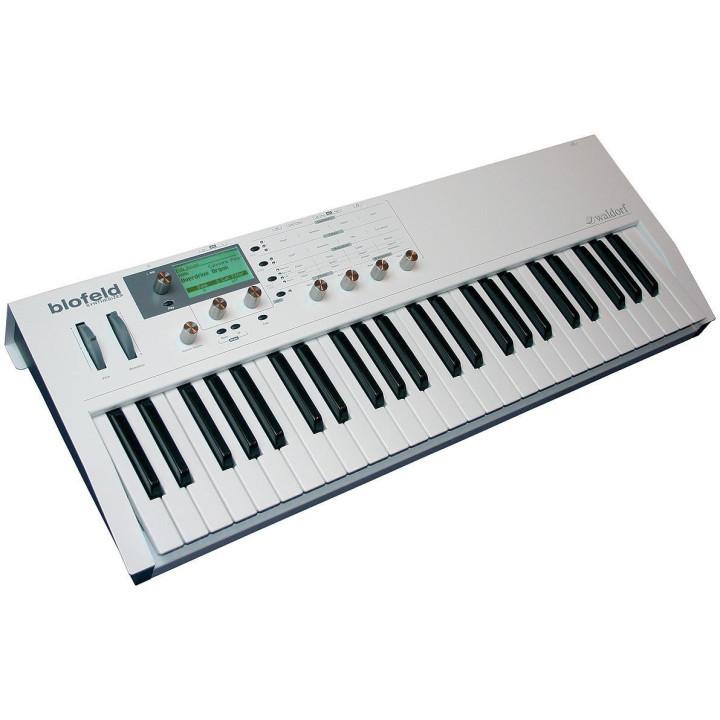 Waldorf Blofeld Keyboard Biały