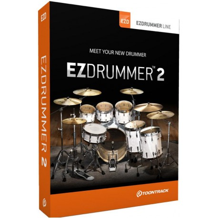 Toontrack EZdrummer2