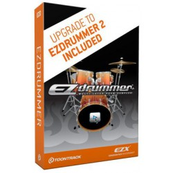 Toontrack Upgrade EZdrummer Lite do EZdrummer2