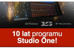 10 lat programu Studio One !